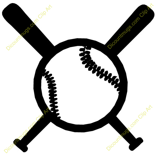 500x500 Baseball Bat Clipart Baseball Equipment