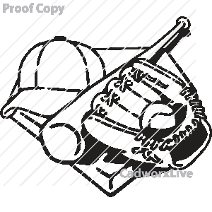 300x300 Baseball Bat Clipart Baseball Mitt