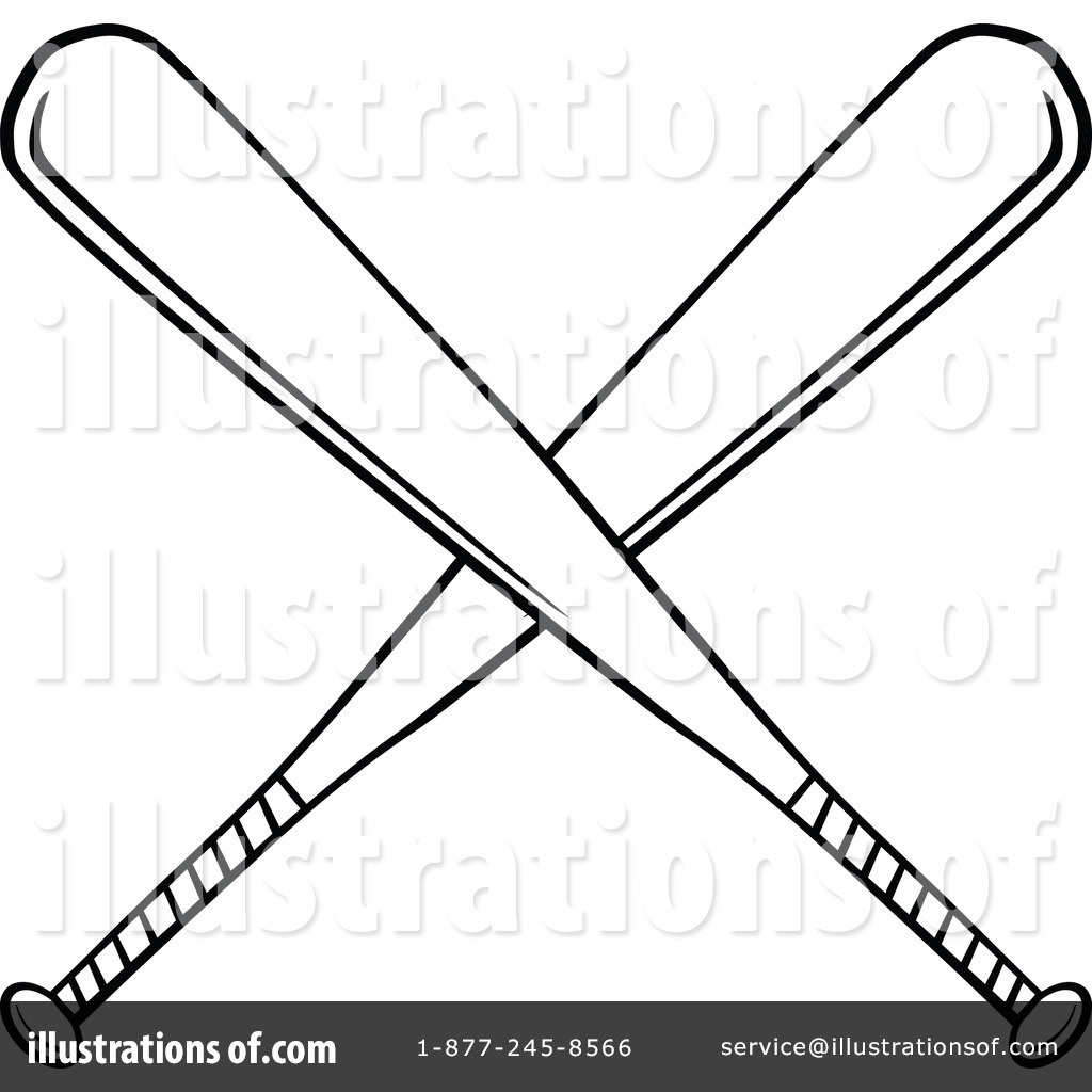 1024x1024 Baseball Bat Clipart