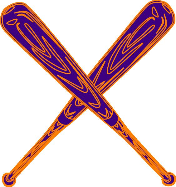 564x599 Cartoon Baseball Bat