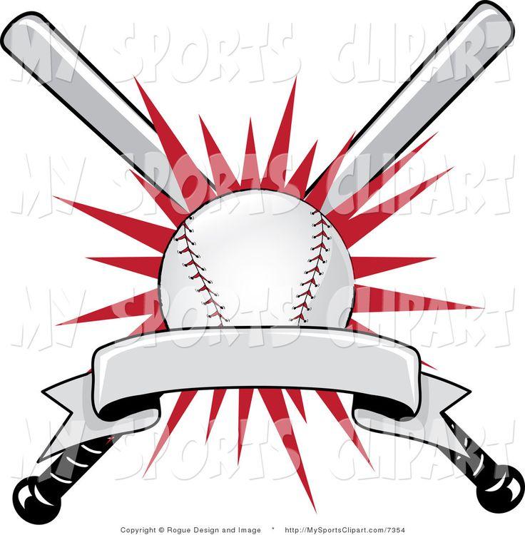 Baseball Bat Crossed