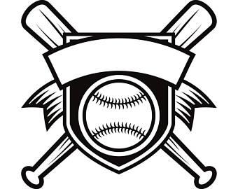 340x270 Baseball Bat Art Etsy
