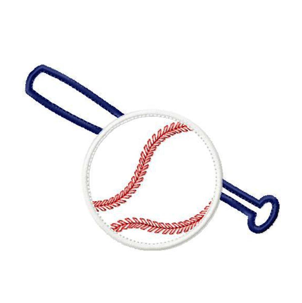 998x1000 Big Dreams Embroidery Baseball Bats And Ball Range Machine