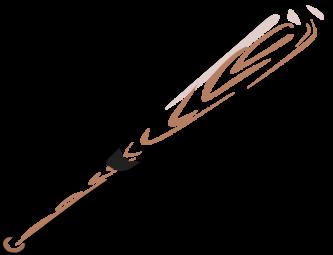 333x255 Crossed Baseball Bat Clipart Baseball Bat Clipart