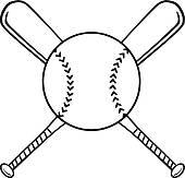 170x163 Baseball Bat Clip Art