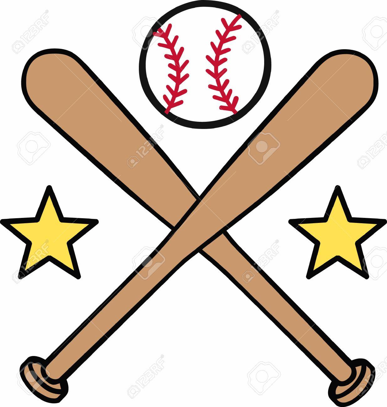 1235x1300 Baseball Bat Clipart Yellow