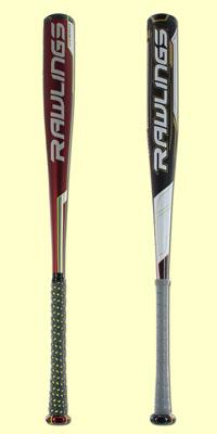 200x400 Rawlings Bbcor Bats