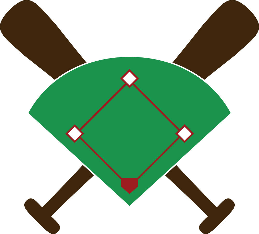 1000x904 And Baseball Field Clipart