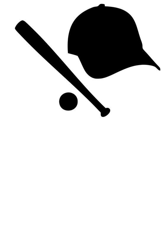 564x797 Baseballset Cricut Baseball Hats, Baseball And Bats