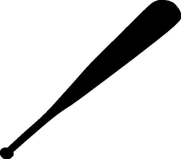 600x527 Image Of Clip Art Baseball Bat