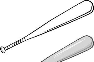 300x200 Baseball Bat Clip Art Inderecami Drawing