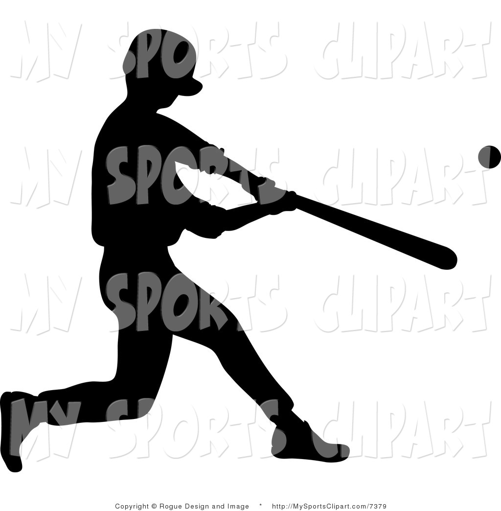 1024x1044 Sports Clip Art Of A Baseball Player Batting By Pams Clipart