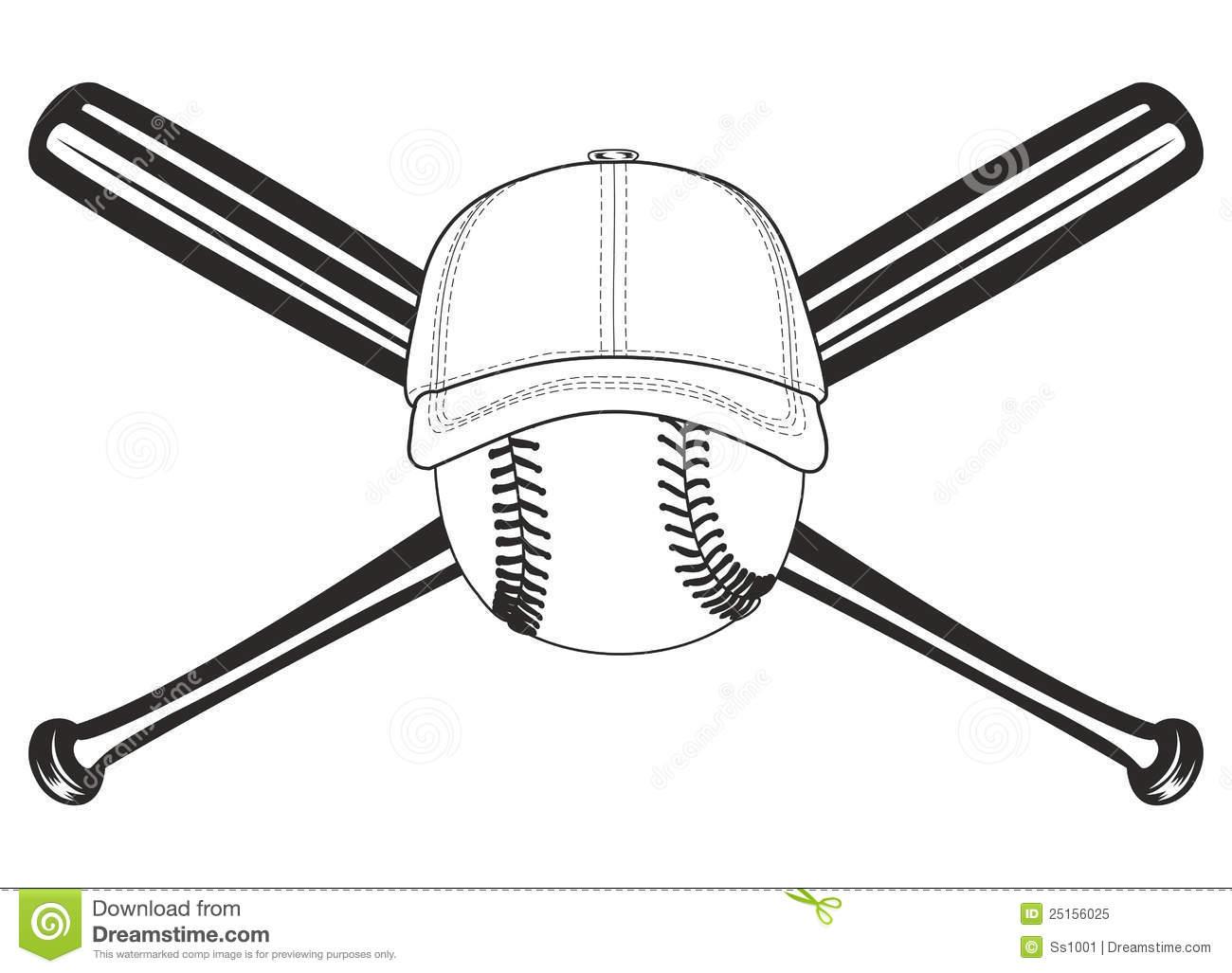 1300x1027 Softball Bats Clipart