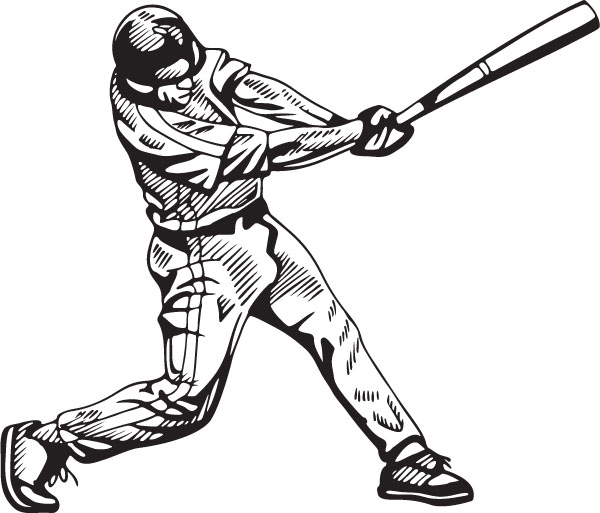 600x513 Baseball Bat Clipart Baseball Team