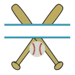 300x300 Baseball Machine Embroidery Designs And Applique Patterns