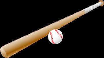 361x201 Baseball Bat Clipart Ballgame 2392501