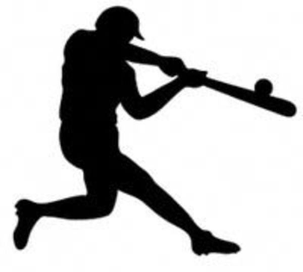 600x540 Baseball Clip Art Clipartcow