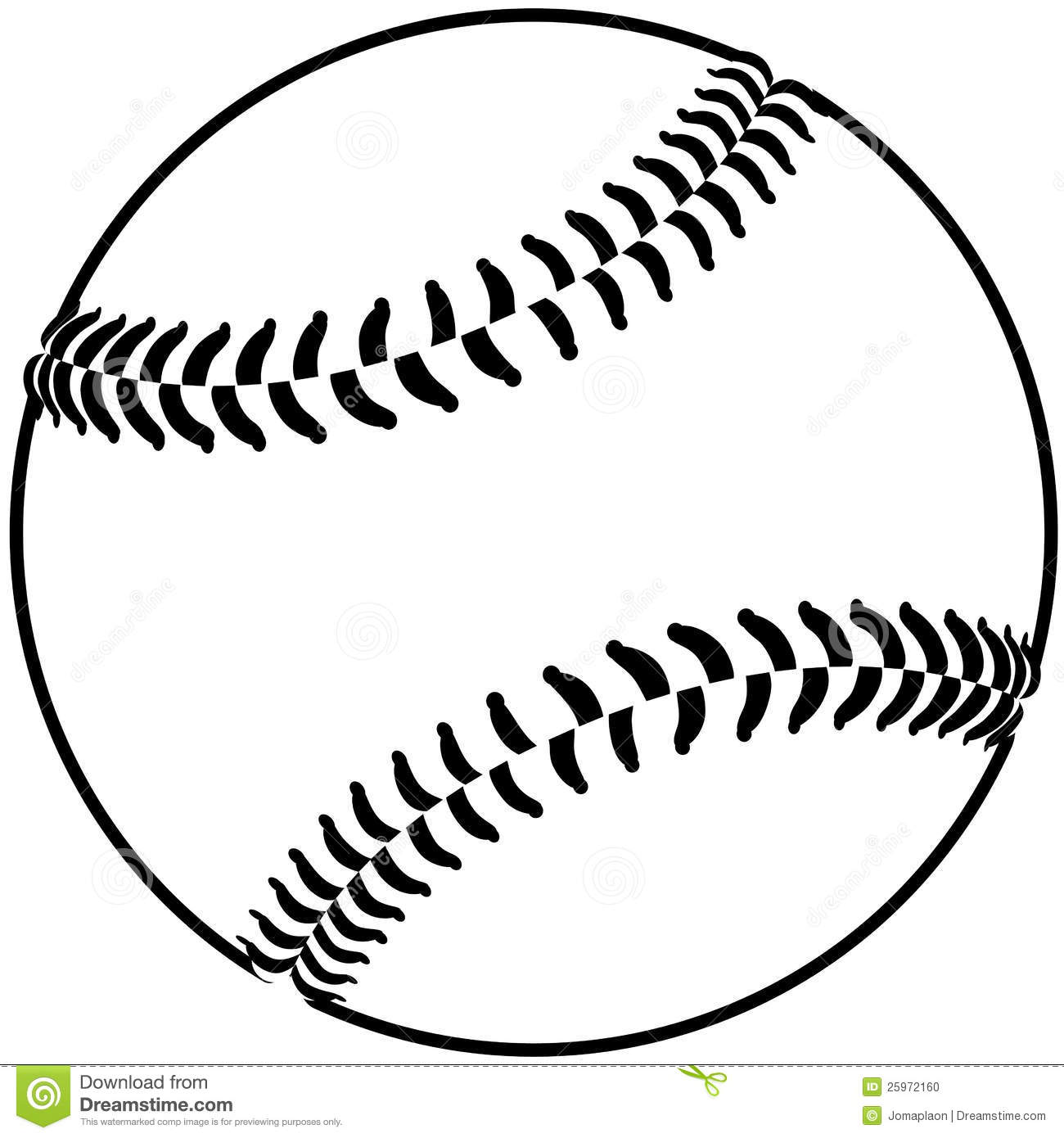 1300x1390 Baseball Clipart Black And White