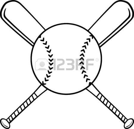 450x431 Baseball Bat Clipart Baby Baseball