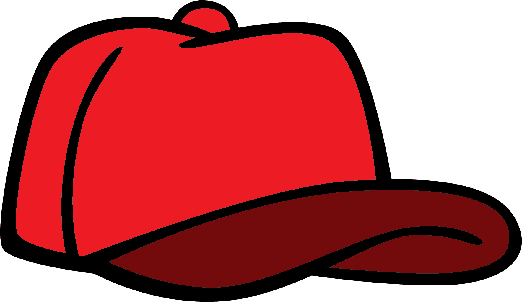 1767x1023 Baseball Hat Baseball Cap Clipart 4