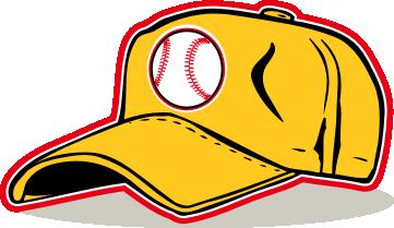 361x209 Baseball Hat Baseball Cap Clipart Clip Art Photo