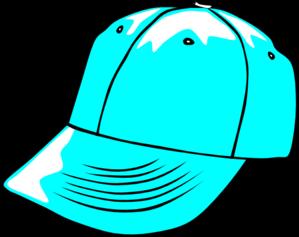 299x237 Baseball Cap Clip Art