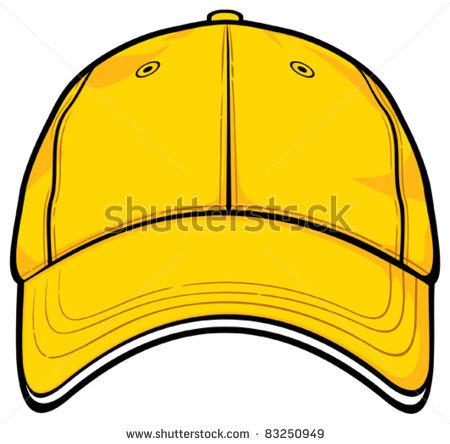 450x444 Orange Clipart Baseball Hat