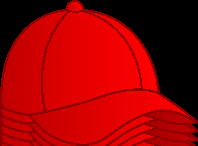 5440x4015 Red Baseball Cap