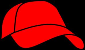 297x174 Red Baseball Cap Clip Art