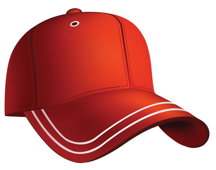 Baseball Caps Clipart