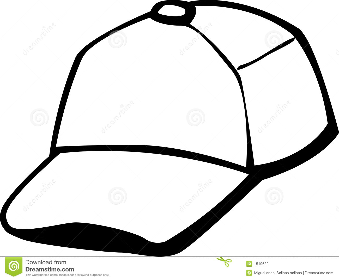 1300x1074 Cap Clipart Side View