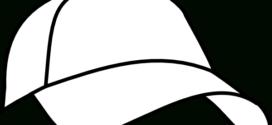 272x125 Baseball Hat Clip Art
