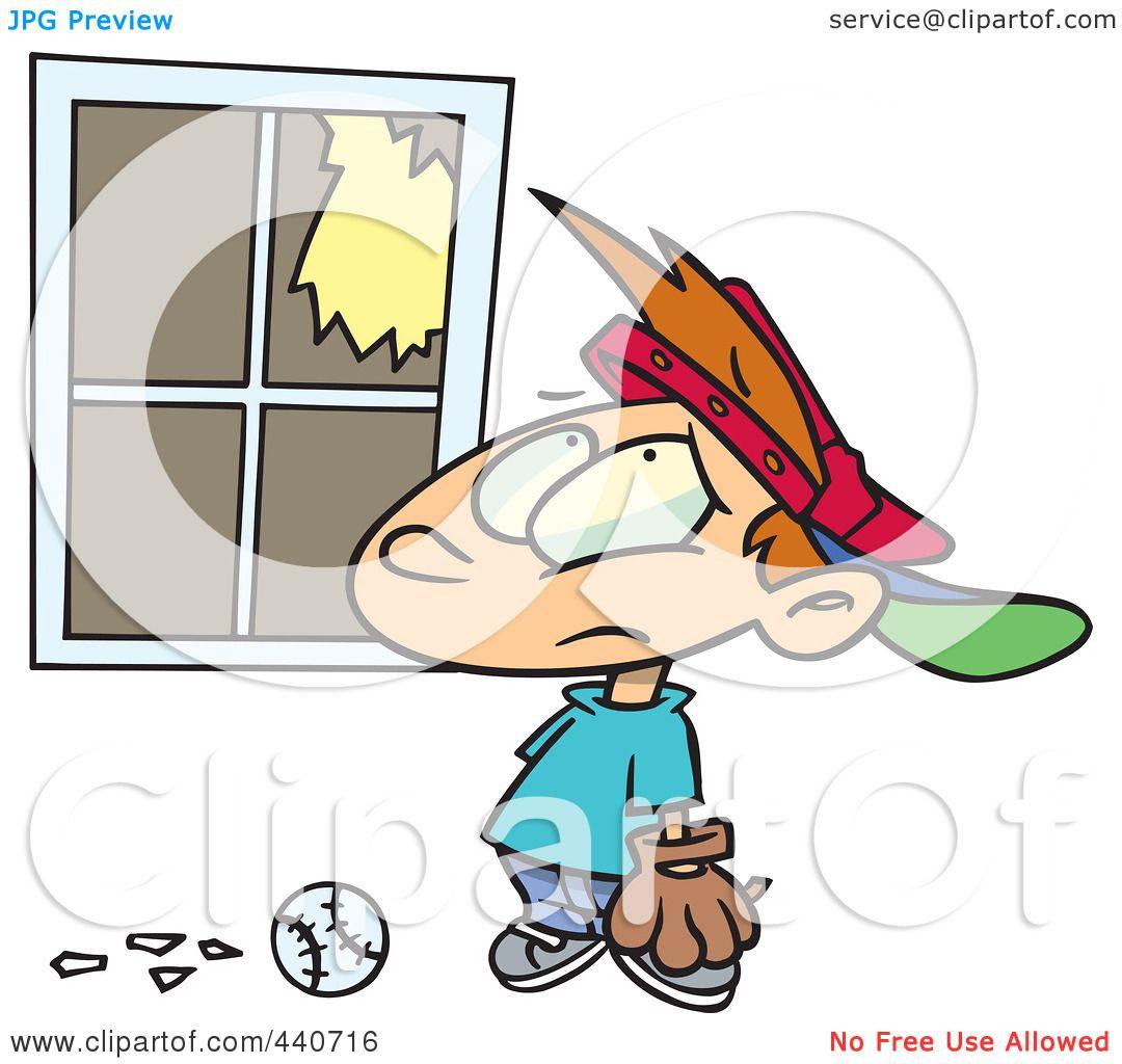 1080x1024 Royalty Free (Rf) Clip Art Illustration Of A Cartoon Baseball Boy