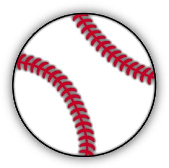 340x337 Baseball Cartoon Clip Art