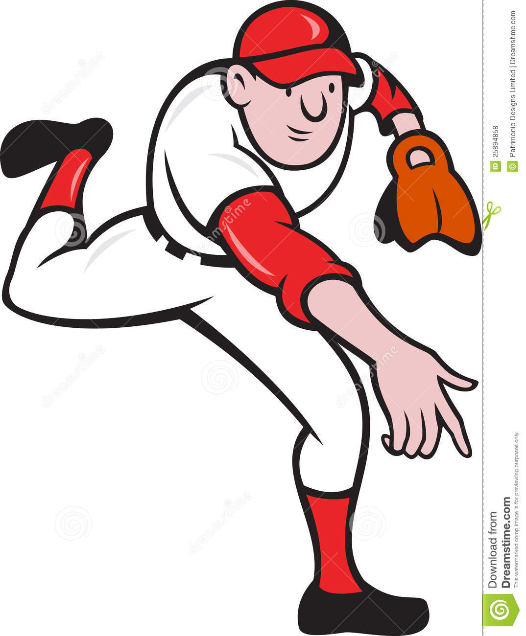 1074x1300 Baseball Pitcher And Catcher Clipart