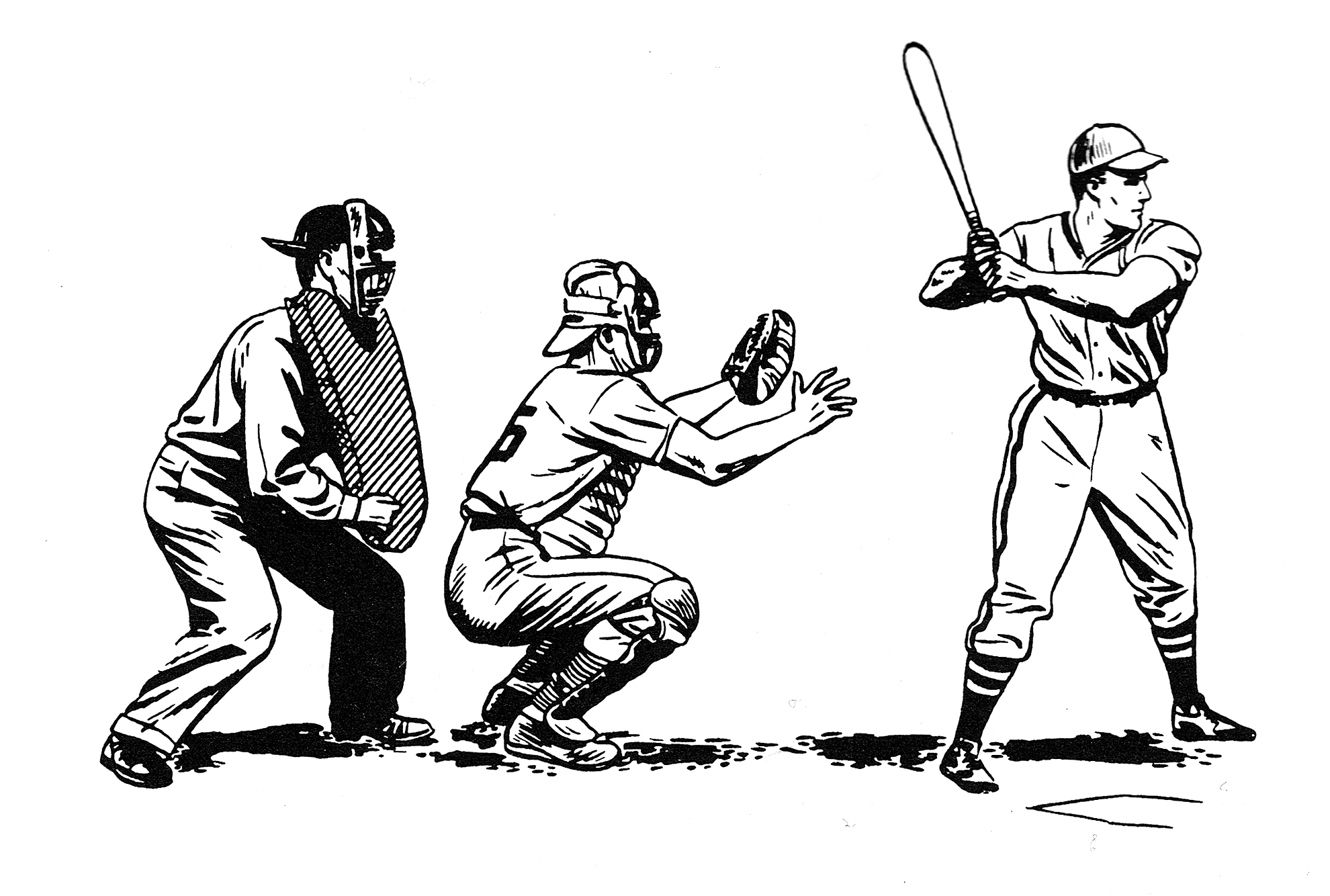 1980x1334 Baseball Public Domain Clip Art