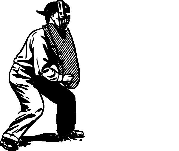 600x505 Umpire Clip Art