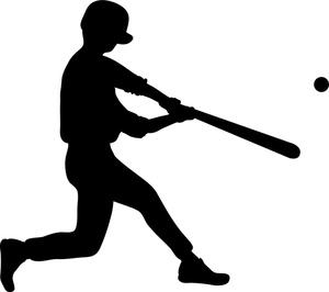 300x266 Baseball Clipart Image