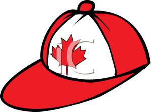 300x222 Canadian Maple Leaf On A Hat