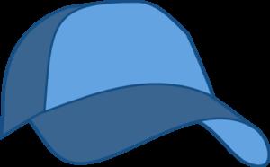 300x186 Hat Baseball Cap Blue Clip Art