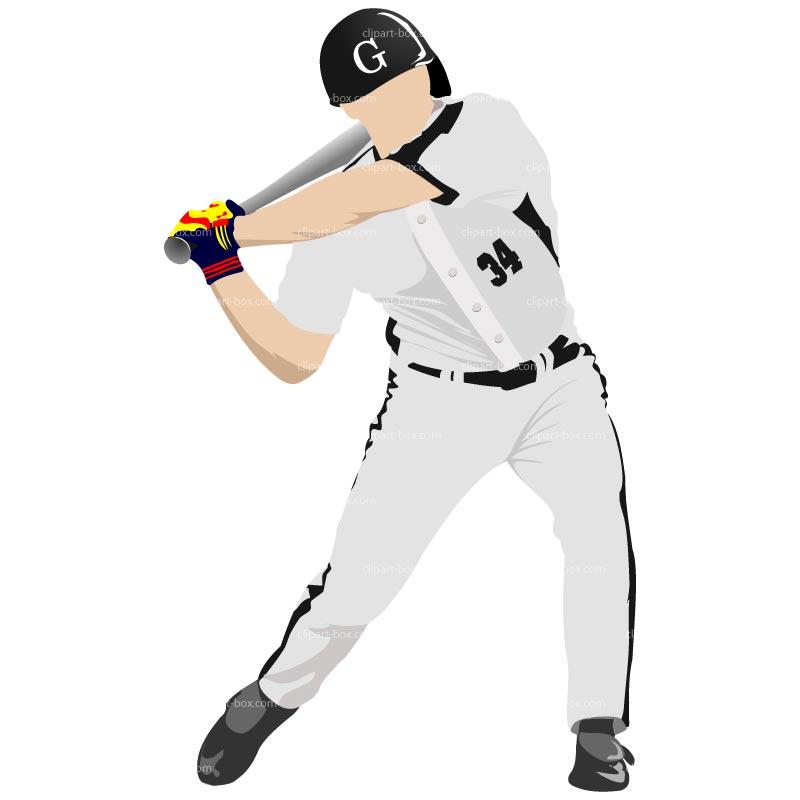 800x800 Baseball Player Free Baseball Clipart Download Free Sports Clip