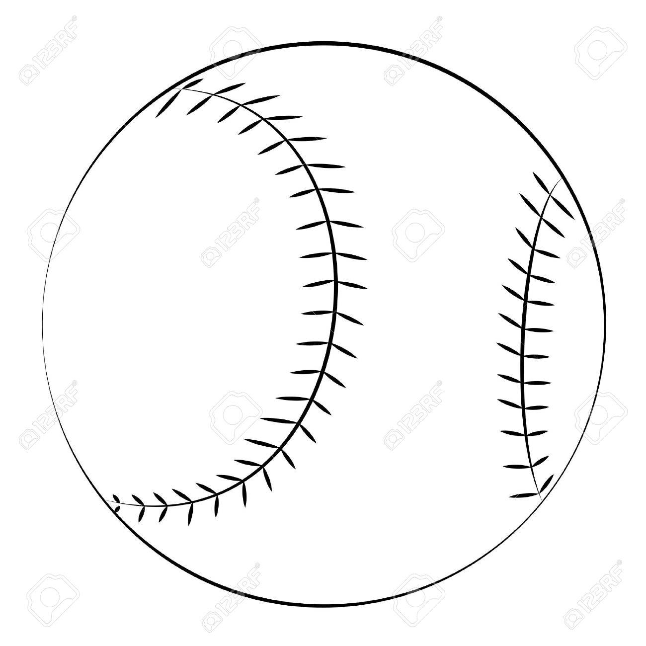 mike trout logo coloring pages   Baseball Outline   Free download best Baseball Outline on ...