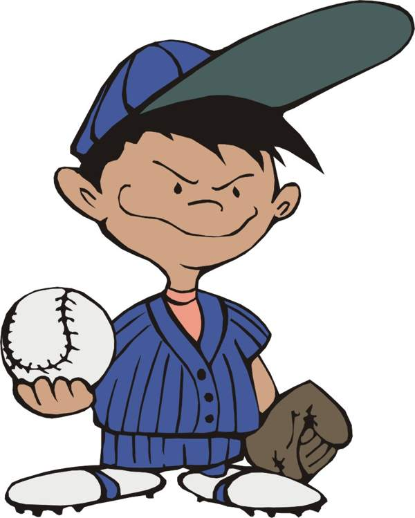 Baseball Pitcher Clipart   Free download on ClipArtMag