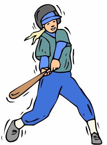 372x500 Baseball Player Clipart Free Download Clip Art