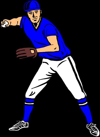 400x547 Clip Art Baseball Player Clipart Panda
