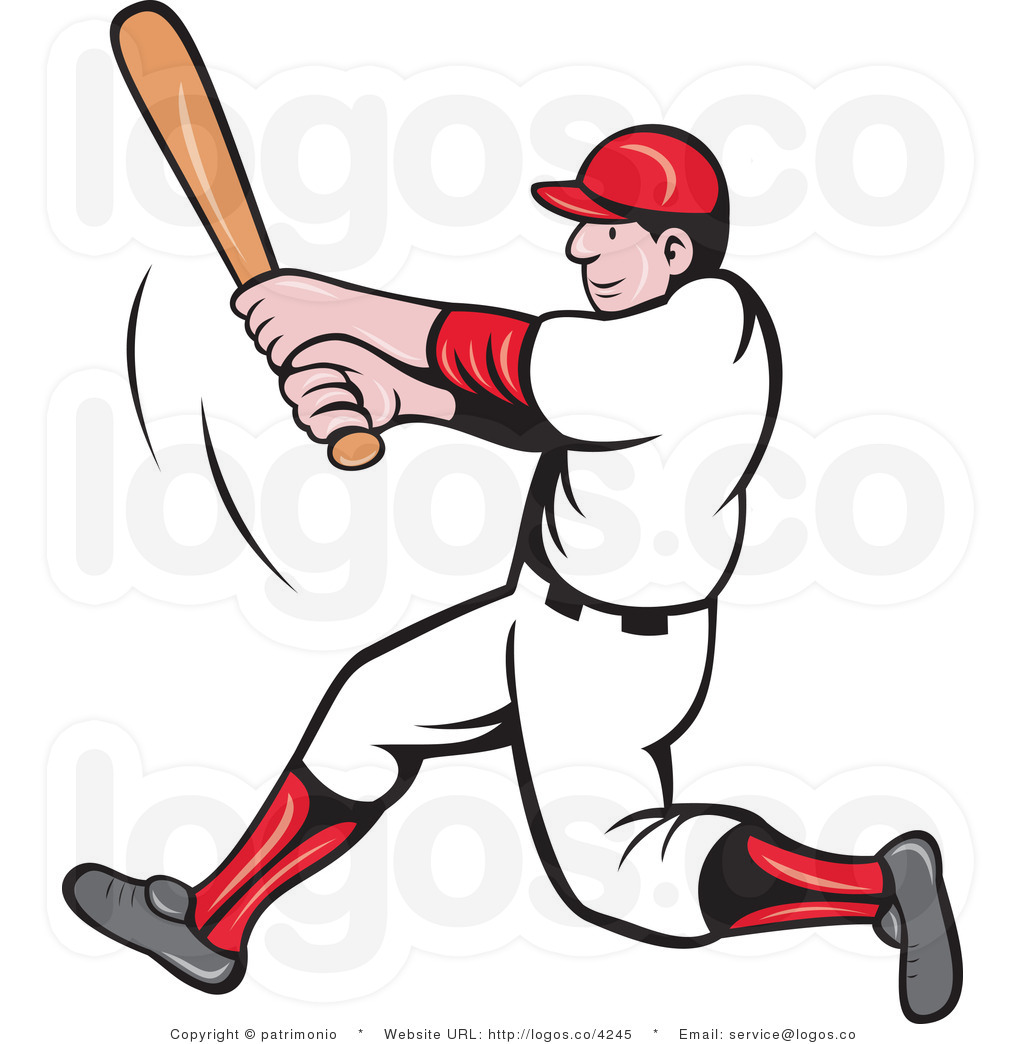 1024x1044 Clipart Baseball Player