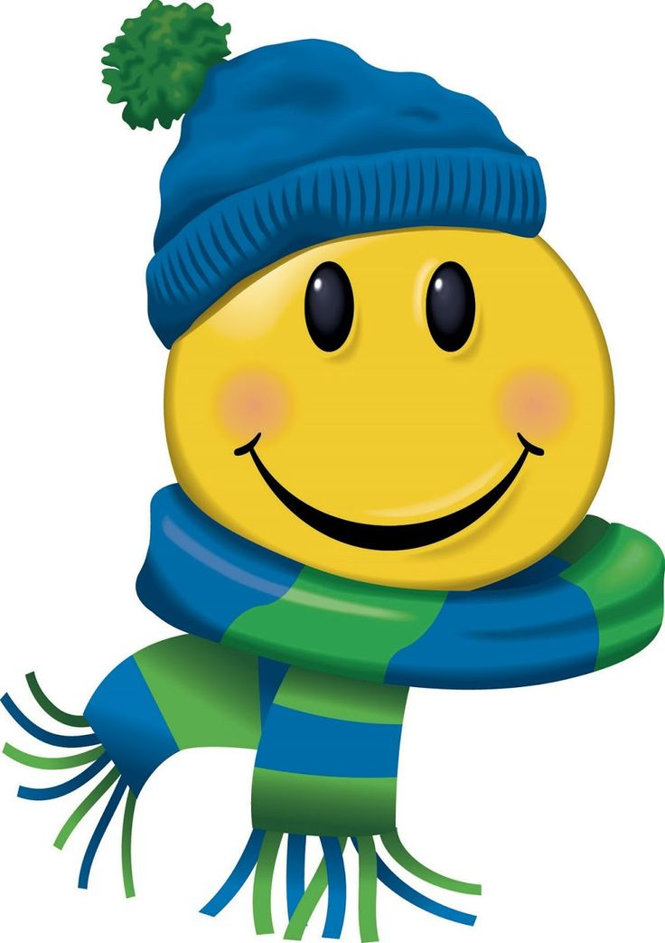 Bashful Smiley Face Clipart