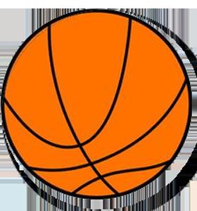 280x299 Orange Basketball Clipart, Explore Pictures