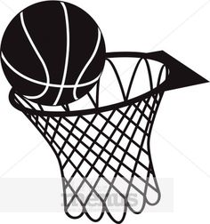 236x252 Basketball Clip Art Black And White Clipart Panda