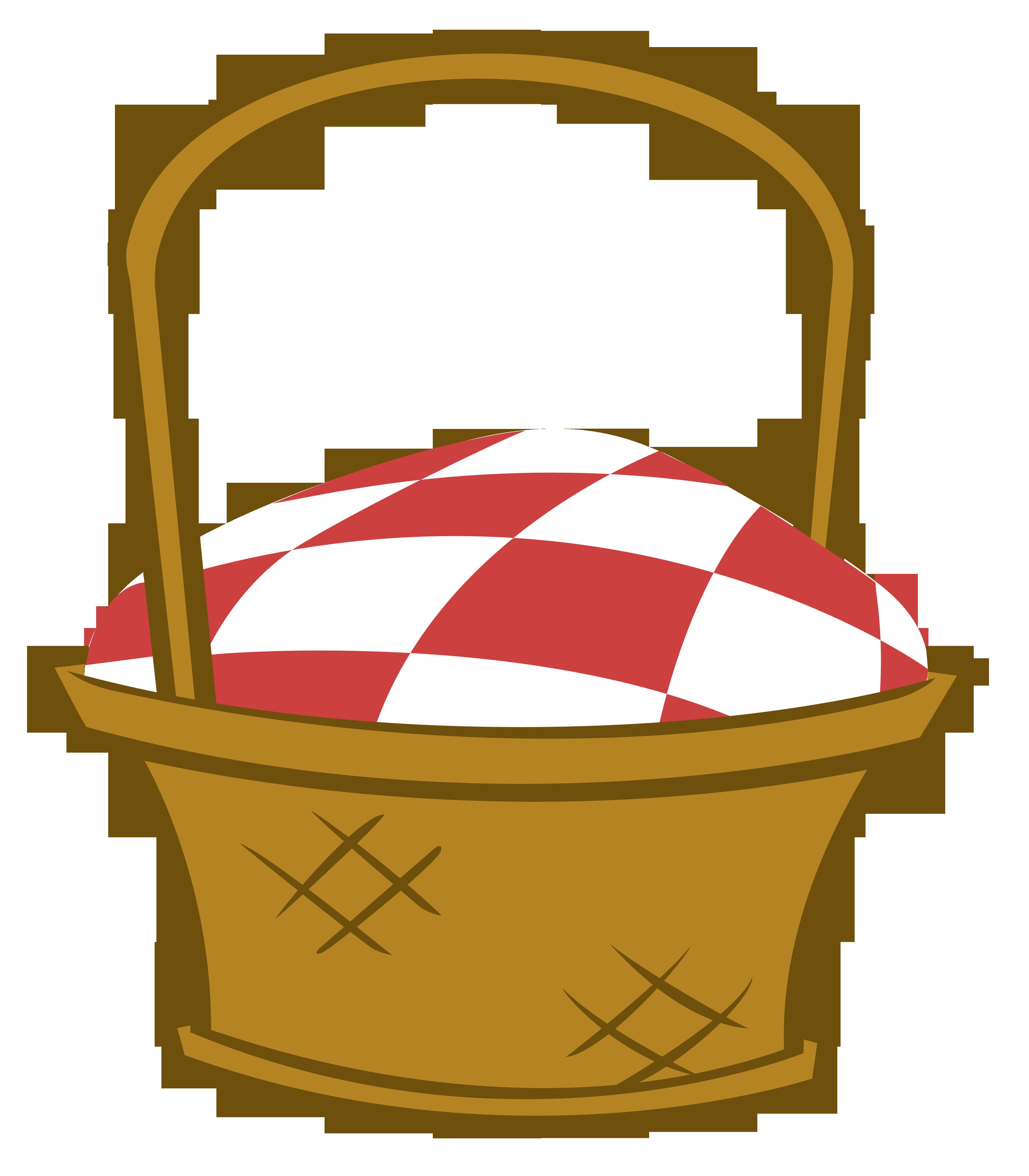 3500x4000 Best Picnic Basket Clip Art